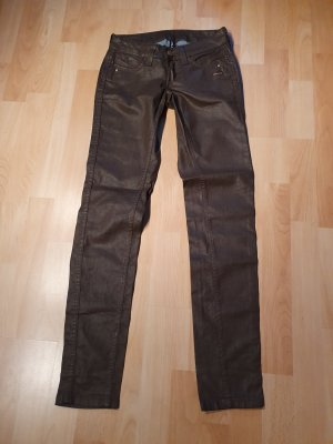 Gang Low Rise Jeans black brown
