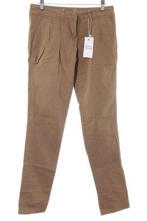 "Gang Pantalone chino ""Sally Slim"" marrone chiaro"