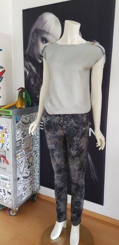 Gang designer Hose und blusenshirt ital Boutique small