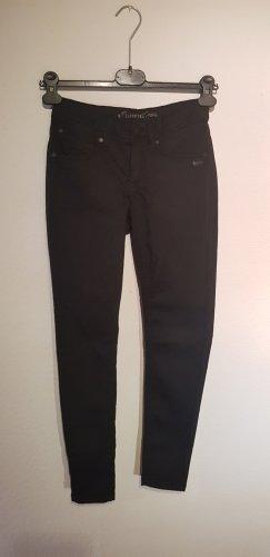 Gang Jeans taille basse noir