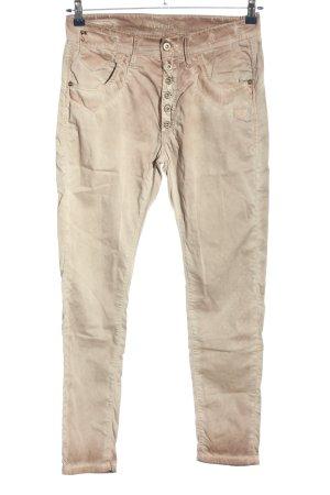 Gang Pantalon cinq poches brun style décontracté