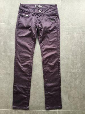 Gang Jeans slim fit marrone-viola