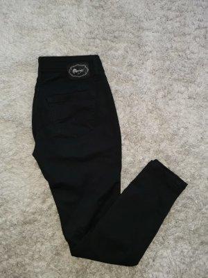 Gang Pantalone a vita bassa nero
