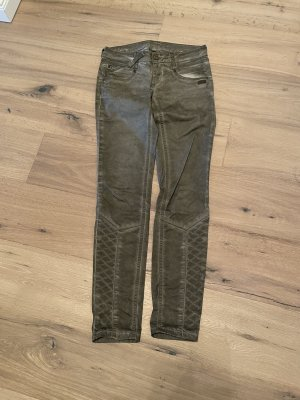 Gang Pantalone a vita bassa marrone-grigio