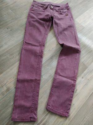 Gang Jeans slim fit rosso mora-viola