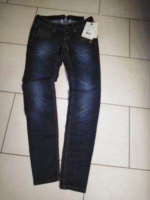 Gang Pantalone a vita bassa blu