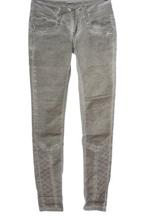 Gang Pantalone a sigaretta grigio chiaro stile casual