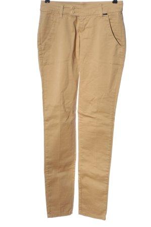Gang Drainpipe Trousers brown casual look