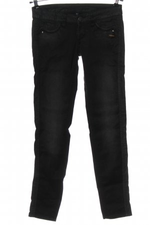 Gang Jeans a sigaretta nero stile casual