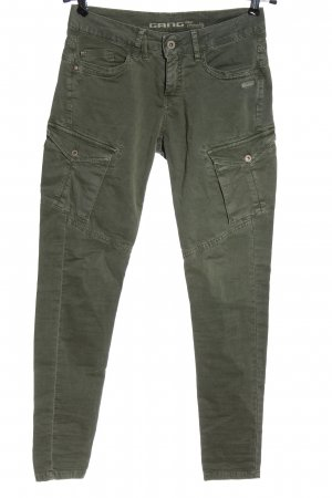 Gang Jeans a sigaretta cachi stile casual