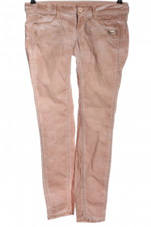 Gang Jeans a sigaretta rosa antico stile casual