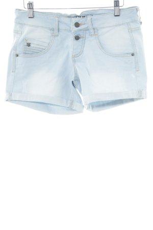 Gang Shorts blau Casual-Look
