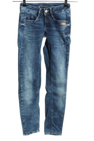 Gang Skinny Jeans blau Casual-Look