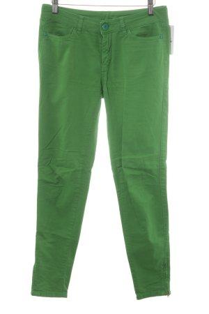 Gang Skinny Jeans grasgrün Casual-Look