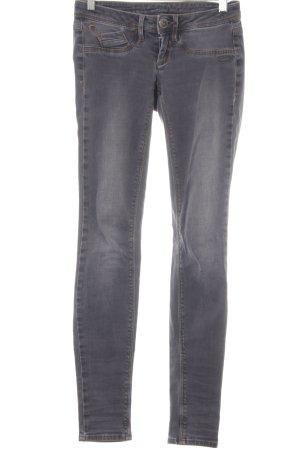 Gang Skinny Jeans grau-goldorange Casual-Look