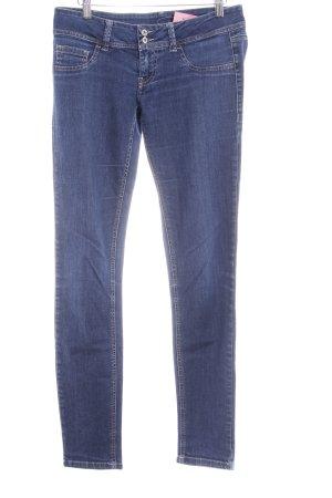 Gang Skinny Jeans stahlblau Casual-Look