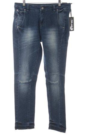 Gang Slim Jeans dunkelblau Casual-Look