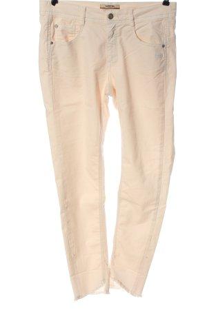 Gang Jeans slim fit crema stile casual