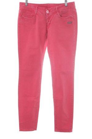Gang Slim Jeans hellrot Casual-Look