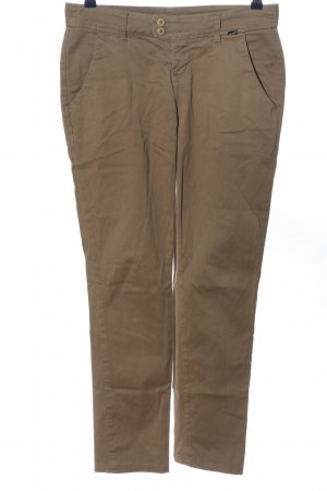 Gang Pantalone jersey marrone stile casual