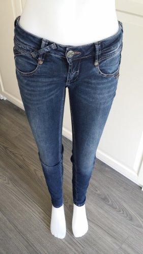 Gang Pantalon cinq poches bleu foncé