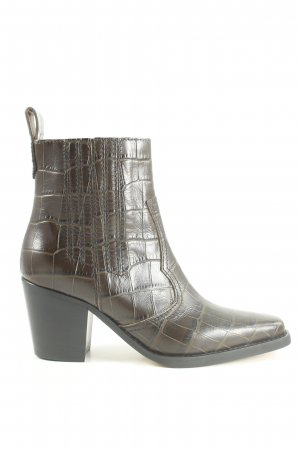 """Ganni Ankle Boots """"Ankle Boots"""" braun"""