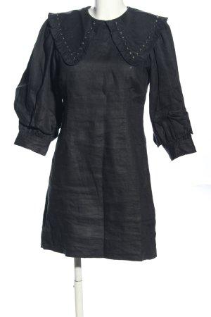 Ganni Abito blusa nero stile casual