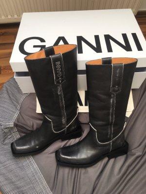 Ganni Cothurne noir