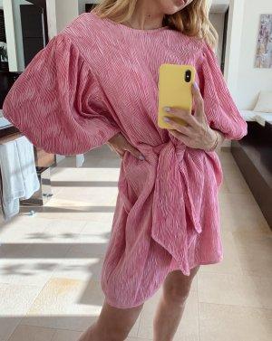 Ganni Kleid pink
