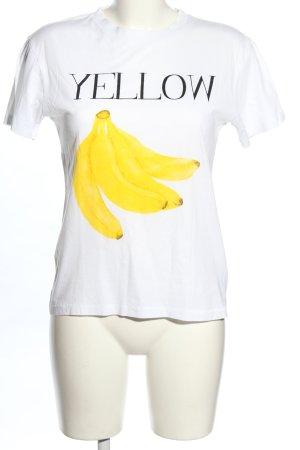 Ganni T-shirt Stampa a tema stile casual