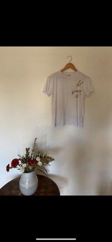 Ganni // T-Shirt weiß