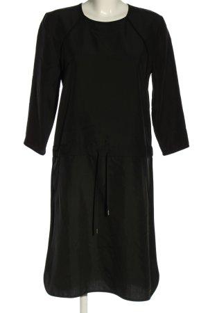 Gant A-Linien Kleid schwarz Casual-Look