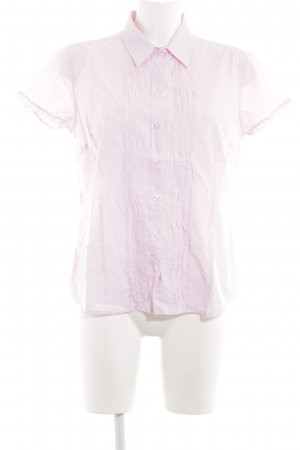Gant ärmellose Bluse pink Business-Look