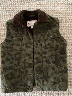Gant Fur vest multicolored