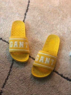 Gant Sandały plażowe Wielokolorowy Tkanina z mieszanych włókien