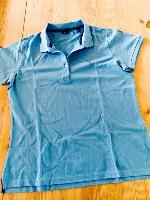Gant Polo azzurro Cotone