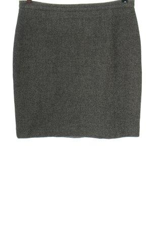 Gant Falda de tubo caqui-gris claro estampado a rayas look casual