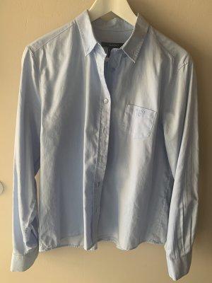 Gant Bluse hemd blau