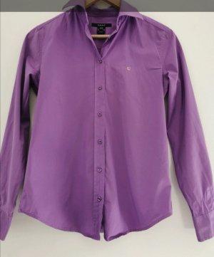 Gant Bluse lila Gr. 38