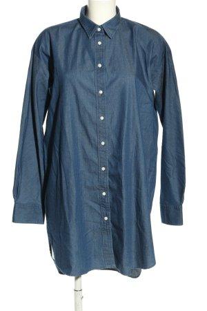 Gant Blusenkleid blau Casual-Look
