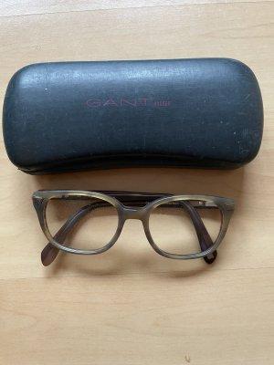 Gant Lunettes gris brun