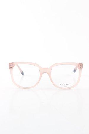 Gant Bril nude-stoffig roze Acetaat