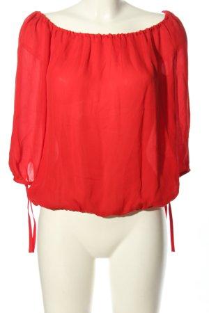 Gant Carmen Shirt red casual look