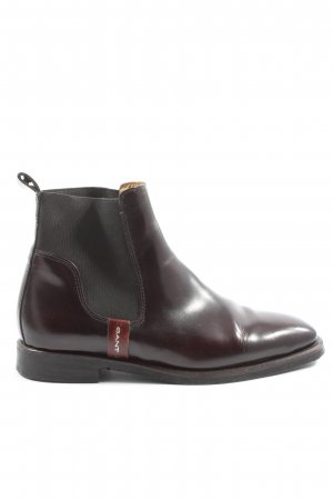 Gant Chelsea Boots braun Casual-Look