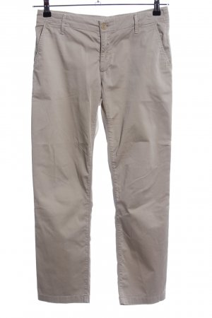 Gant Chino gris claro look casual