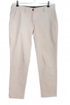 Gant Chinohose wollweiß Casual-Look