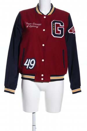 Gant College Jacket printed lettering casual look