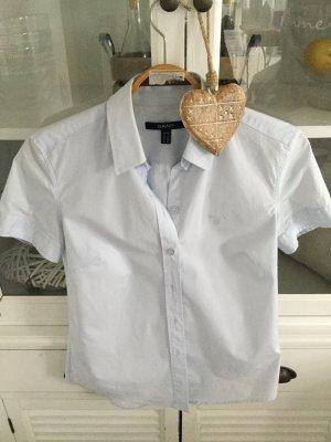 Gant Damenhemd hellblau Pastell Babyblau S