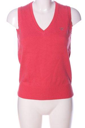 Gant Feinstrickpullunder pink Casual-Look