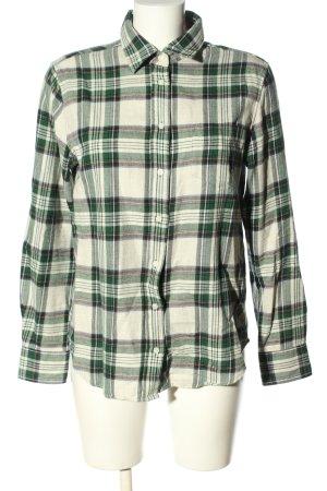Gant Chemise en flanelle motif à carreaux style décontracté
